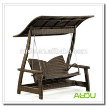 Mobiliario de Swing de Audu / Mobiliario Swing de Rattan / Mobiliario Swing al aire libre