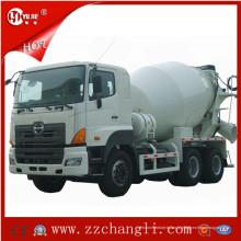 Caminhão pequeno do misturador concreto, caminhão pequeno do misturador concreto para a venda