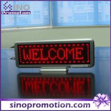 Personalizado, táxi, anunciando, car, car, mensagem, sinal, exposição