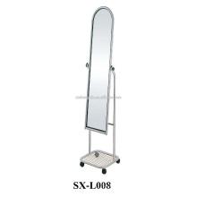 Chambre grand miroir en métal amovible à vendre