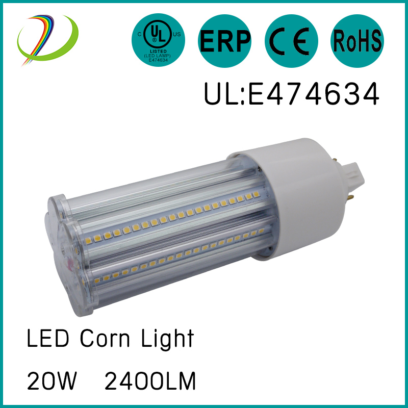 GX24 base 20w led corn light