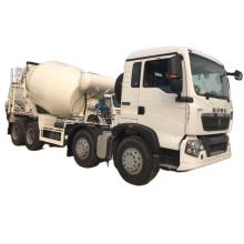 Sinotruk HOWO A7 Concrete Mixer Truck 8cbm 6x4