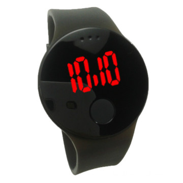 Wholesale Kids Rubber Bracelet Digital Wrist Watch