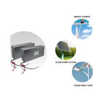 Batería de litio para farola solar personalizada