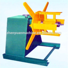high quality decoiler machine/metal sheet uncoiler machine/color steel decoiler