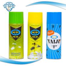 Spray insecticide aux aérosols aux ingrédients de cyperméthrine