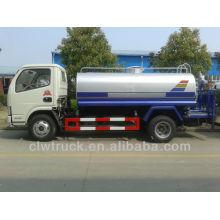 Dongfeng FRK camión de agua de 5 toneladas, mini camión cisterna de agua