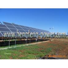 Gerador de turbina de vento para venda e sistema de Painel Solar gerando 5KW