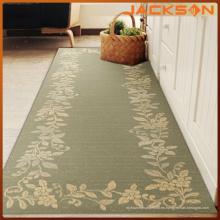 Alfombra extra larga de la alfombra del piso del hogar Alfombra de la puerta de la entrada de la alfombra del baño