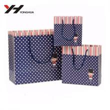 emballage en carton recyclable et sac en papier d'impression