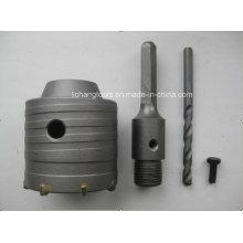 Hollow Hammer Drill Bit Hex Shank