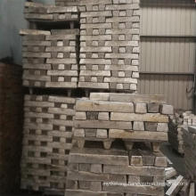 Ingot Alloy 99.98% Magnesium and Magnesium Ingot Low Price