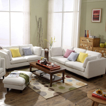 Armrest 5 Pieces Upholstered Sectional Sofa Set