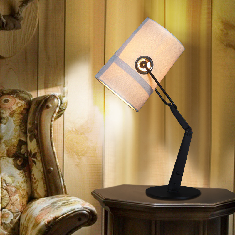 Applicantion Metal Table Lamp