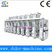 Máquina de impressão não tecida do saco do projeto novo com preço grande