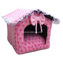 Бархатная кровать, игрушка для собак