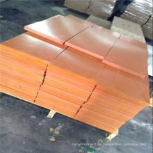 Elektrische Isolierung Ausgezeichnete Qualität Orange/Schwarzes Brett