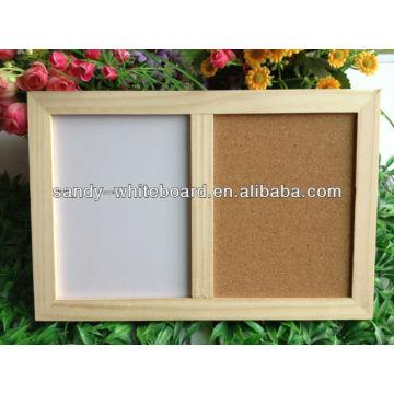 Madeira, combinação, quadro, whiteboard, cortiça, tábua