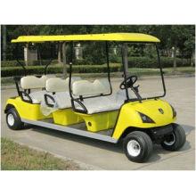 6 мест дешевые электрический гольф-автомобилей