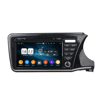 Radio dvd touch screen Klyde per CITY 2018