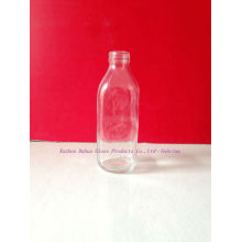 500ml Clear Glass Oil Bottles Olive Oil Bottles with Lid