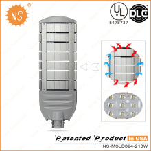 CRI70 60W-210W уличный светодиодный светильник с датчиком освещенности