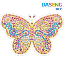 Пазл Diy для игрушек цветной липкой мозаики для детей