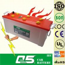 Bateria de carro recarregada seca JIS de 12V200AH de boa qualidade