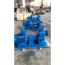 Ventas calientes CYZ succión tractor agua marina bomba