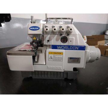 WD - 747D прямой привод 4 поток оверлок промышленная швейная машина хорошая цена