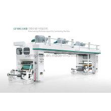 Máquina automática de laminación en seco de alta velocidad