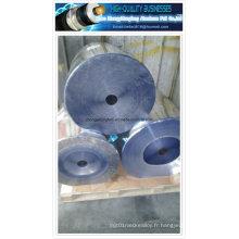 Single Side Blue Color Jumbol Roll Feuille d'aluminium Mylar Tape (ruban adhésif alu)