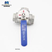 Meilleur qualité achats en ligne prix raisonnable robinet à tournant sphérique du réservoir d'eau