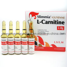 Readt Stock for Fat Burning L-Carnitine Injection 2.0g