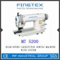 Speed High Lockstitch Sewing Machine with Cutter (5200)