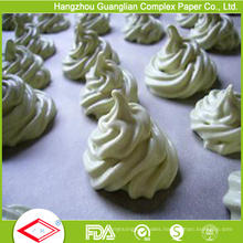 Wholesale Silicone Heat Resistant Baking Paper Sheet OEM Available
