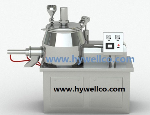 heat Starch Mix Granulator
