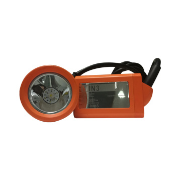 Win3 LED Mining Headlamp a prueba de explosiones