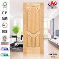 New Design Birch Veneer MDF Molded Door Skin