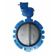 Full Lug Type Butterfly Valve Pn16