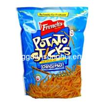 Saco De Embalagem De Batatas Fritas / Saco De Embalagem De Lanche