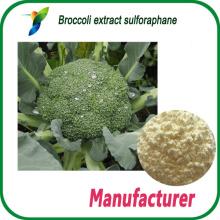 Fabricant direct d'extrait de brocoli sulforaphane 0,1% .0.3% .0.5% .0.8%