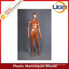 Colored Glossy new fashionable Female Mannequin mould
