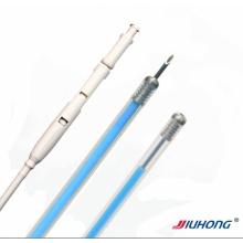 Aguja de inyección Jiuhong con certificaciones Ce0197/13485/Cmdcas