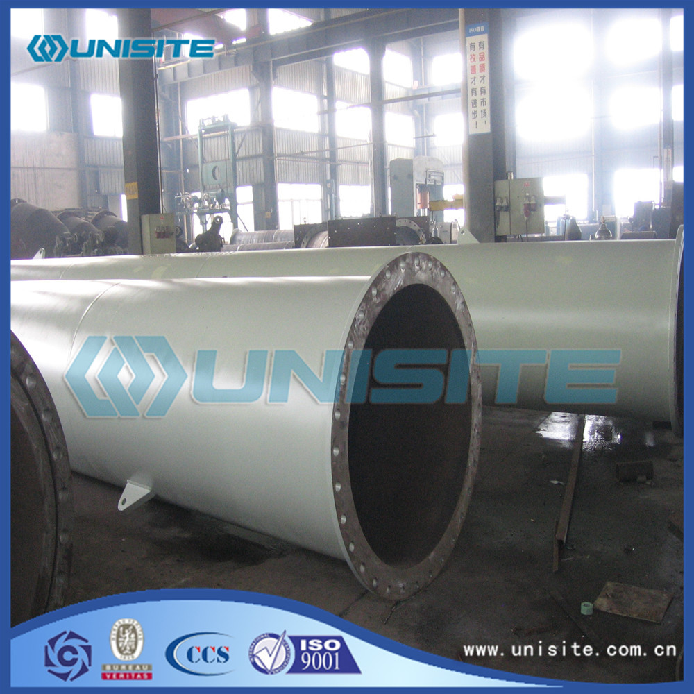 Steel Structure Floating Pipeline for sale