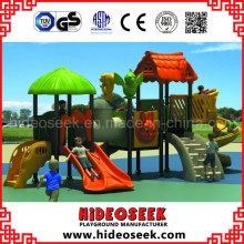 Open Area Children Entertainment with Slide