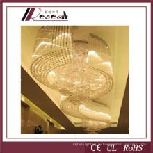Crystal Hotel Лобби Люстра (R120809)