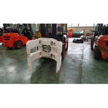 Forklift Attachment Roll Clamp