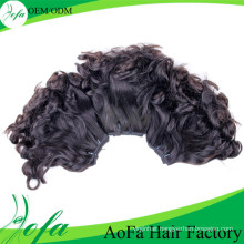100%Unprocessed Natural Wave Hair Remy Human Hair Weft