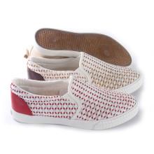 Homens Sapatos Lazer Conforto Homens Sapatos De Lona Snc-0215029